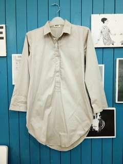 Collar blouse Kle (kleting)