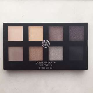 Ori Body Shop Eye Shadow