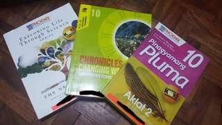 ❗LOWERED❗Grade 10 Textbooks