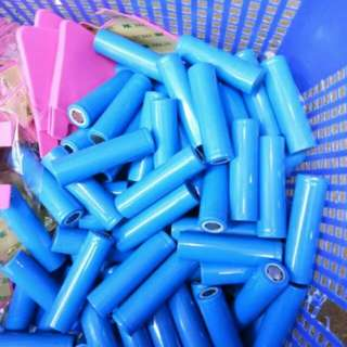 Baterai for powerbank,kipas angin mini dll