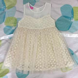 Girl Party Dress (4Yo)