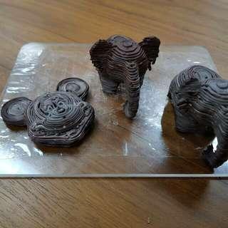 🚚 巧克力3D列印機