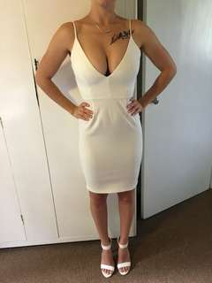 White club/party dress