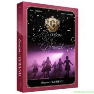 <<代購>> GFriend - 2018 GFriend First Concert (Season Of Gfriend) DVD