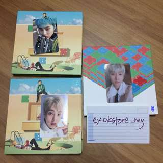 CBX Blooming Days Unsealed Albums