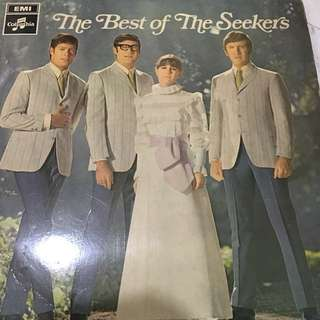 Best of the seekers vinyl record