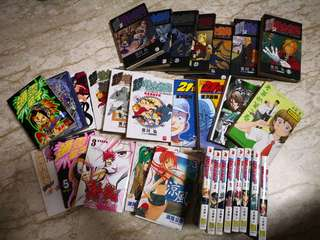 Random Manga Collection