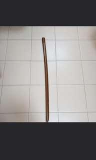 SOLID WOOD SWORD