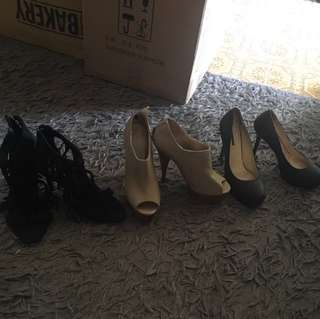 $5 shoes size 7-8