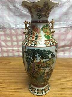 💯New🌷古董雙妹嘜花瓶