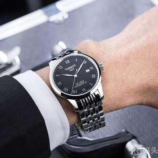 [BNIB] Tissot Le Locle Powermatic 80 Automatic T0064071105300 Mens Watch