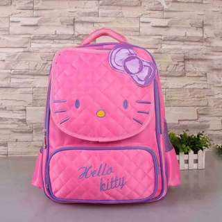 #010 Hello kitty  Children 's bag