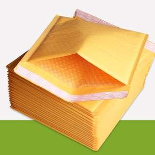 0.5 each for Kraft Bubble Mailing Padded Envelope