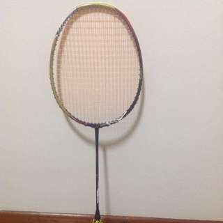 Yonex Voltric LD (Lin Dan) Force Premium Gold Rio 2016 Edition Mint Condition Rarely Used 4UG5