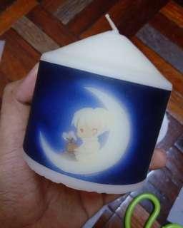 Jonghyun customized candle