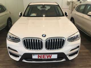 BMW X3 premium model