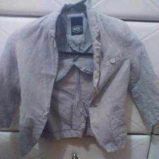 Indie Kids Industry 3 Jeans Suit Jacket