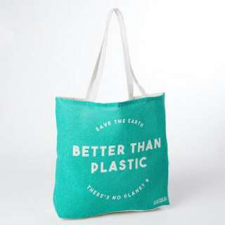 Cotton On Tote Bag (Better Than Plastic)