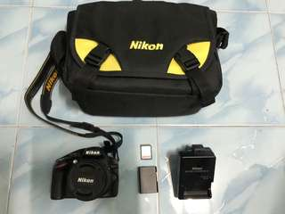 DSLR Nikon D3200