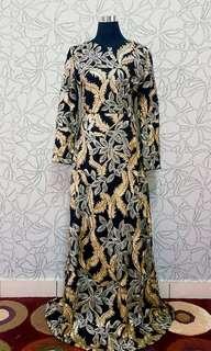 Zalia Sequin Dress