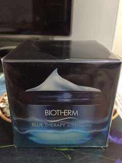 ⭐MOST LOVED: 5⭐ BIOTHERM Silky New Blue Therapy Accelerated Cream