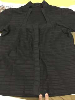 Kamiseta black blouse