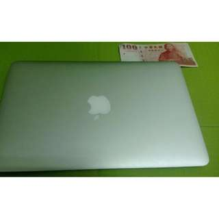 "Apple MacBook Air 11"" 2015 i5 4G/128G公司貨"