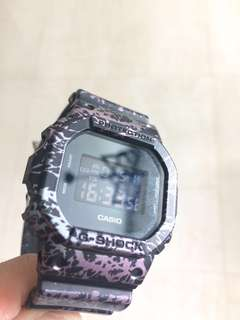 G shock marble edition