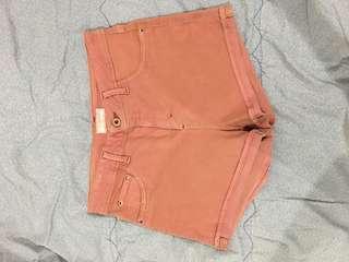 guess pink pants