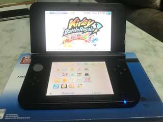 Like new Nintendo 3DS XL modded
