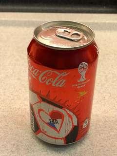 Coca-Cola 可囗可樂 2014 Fifa World Cup Brazil 世界盃 - France 法國