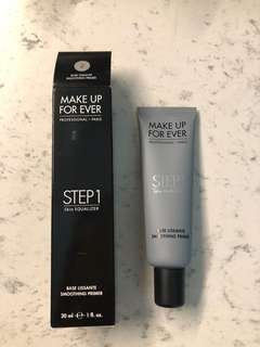 Make up Forever Soothing Primer (new)