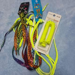 Shoelaces bundle