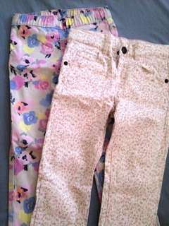 H&M Pants (for two)