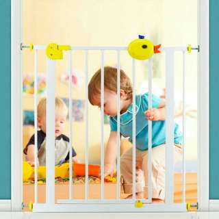 Baby Safe Pressure Fit Safety Gate / Pagar Pengaman Anak