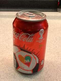 Coca-Cola 可囗可樂 2014 Fifa World Cup Brazil 世界盃 - Cameroon 喀麥隆