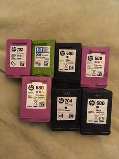 Selling Empty Cartridges