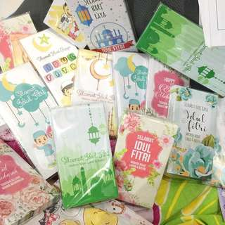 CUSTOM ENVELOPES HARI RAYA