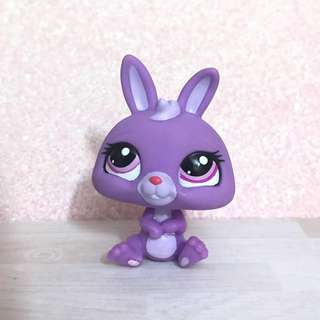 Littlest pet shop dwarf bunny rabbit