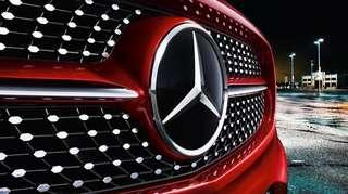 Mercedes-Benz Diamond Grille