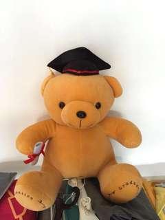 40cm Bear Graduation stuffed toy plushies