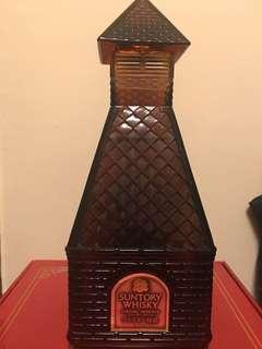 Suntory 乾燥燈塔 Whisky 特級舊酒、保存良好!