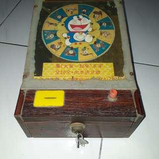 小叮當投幣式遊戲機