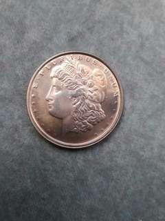 America Copper Coin