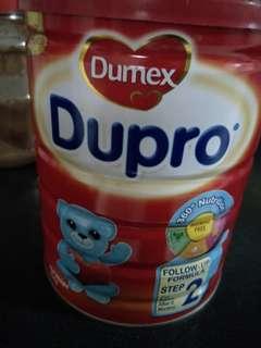 Dumex Dupro Step 2 Baby Milk Formula