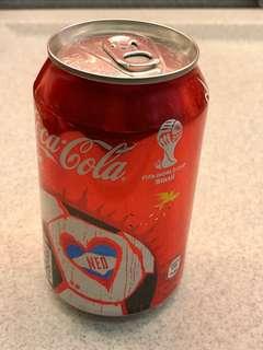Coca-Cola 可囗可樂 2014 Fifa World Cup Brazil 世界盃 - Nederland 荷蘭