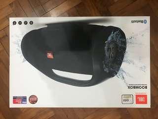 JBL boombox portable speaker
