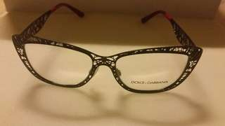 D&g prescription glasses