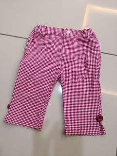 Grin Kids Quarter Pant (2-3y)
