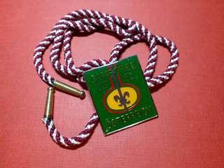 1951 第七屆世界童軍大露營紀念領繩